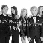 Moda de fiesta para chicos Ona Saez Kids invierno 2018