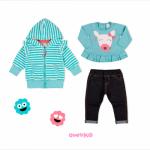 Looks para niños comodos y divertidos Owoko invierno 2018