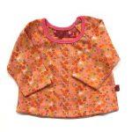 blusas estampadas mangas largas para niñas zuppa invierno 2018