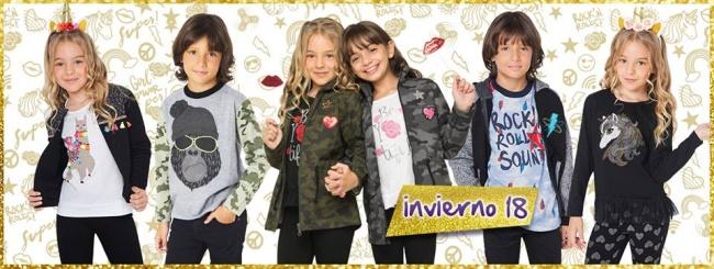 moda para chicos Urbanito ropa invierno 2018