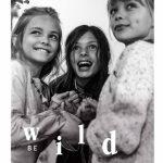 Look chic para niñas Rapsodia kids invierno 2018