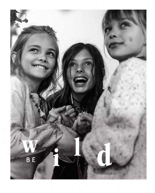 moda para niñas chics rapsodia girls invierno 2018