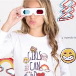 Pecosos ropa interactiva para niños invierno 2018