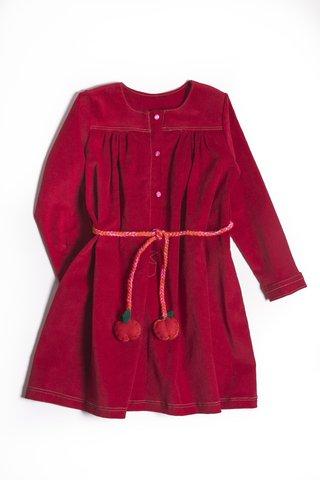 4ce189ad0 Blusas y vestidos mangas largas para niñas Zuppa invierno 2018 ...