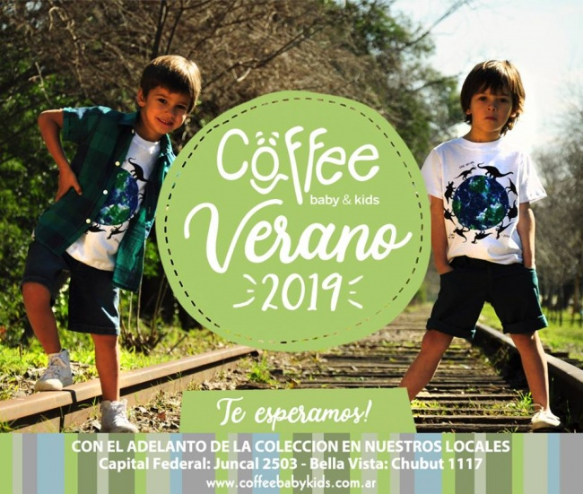 Coffee Baby & Kids VERANO 2019