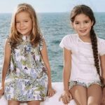 Moda Infantil Tendencias primavera verano 2018