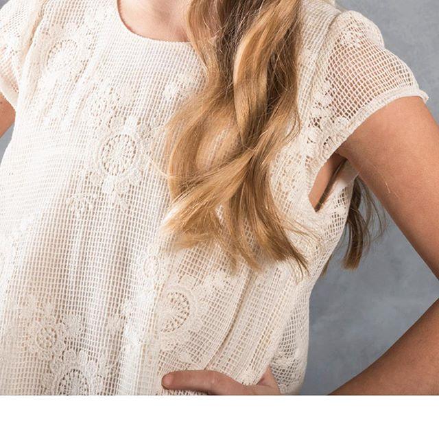 Vestidos para niñas Magdalena Esposito verano 2019