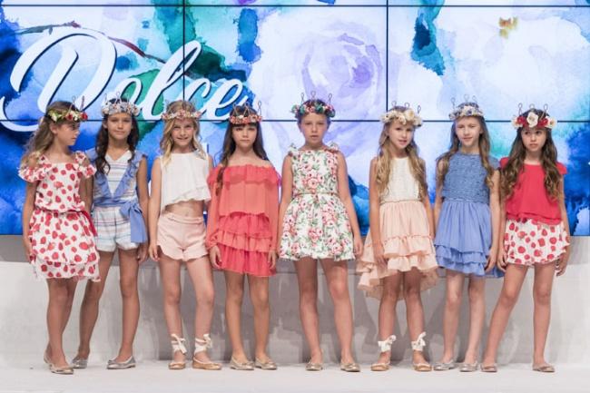 moda para niñas vestidos verano 2019