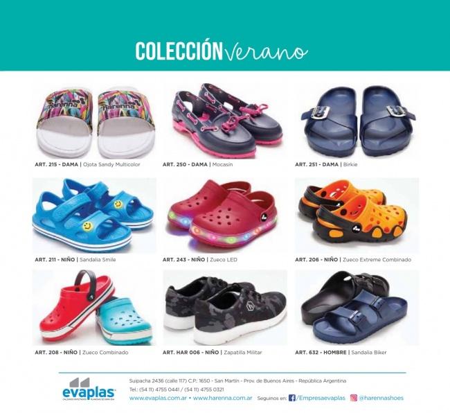 16e72cbfd evaplas mocasin sandalias y zuecos de goma para niños primavera verano 2019
