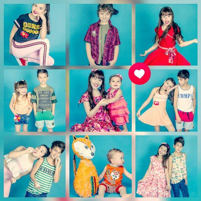 looks casual para niños moda infantil cante pido verano 2019