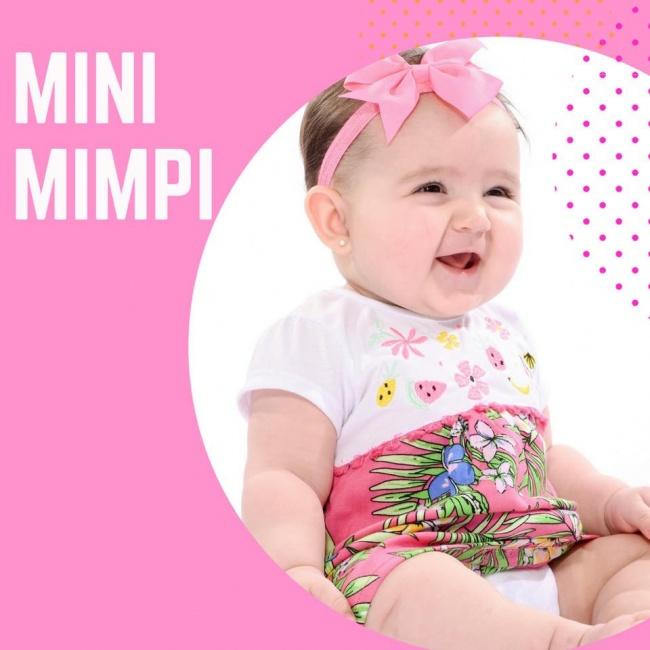 minivestidos para bebas verano 2019 Mimpi