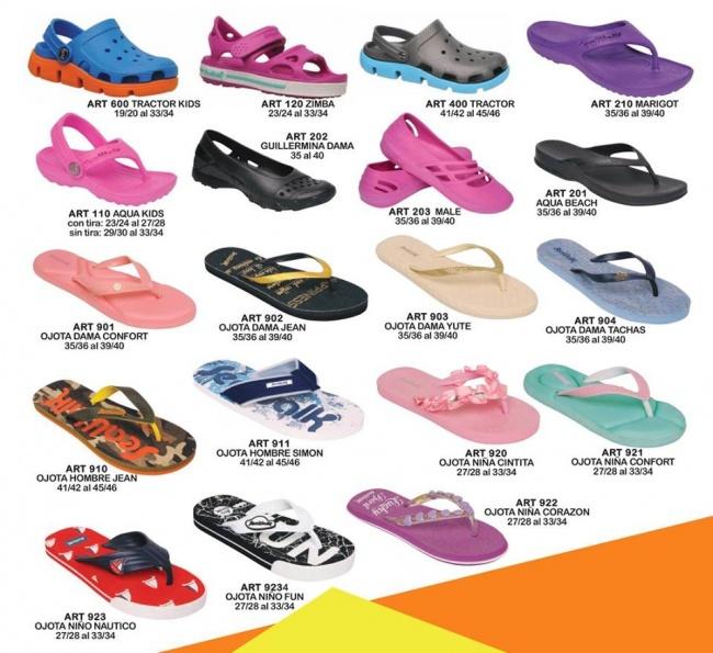ojotas para chicos seawalk verano 2019