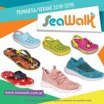 Calzados para chicos Seawalk verano 2019