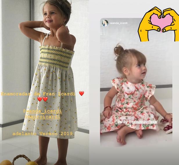 553a94d9114 pioppa vestidos casual para nenas verano 2019 – Minilook