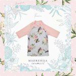 remera de baño para niñas Madrehijas swim suits verano 2019