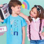remeras para niños Paul Carty verano 2019