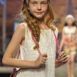 vestidos cortos informales para niñas verano 2019