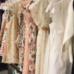 vestidos de fiesta para niñas Little akiabara verano 2019