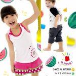 Adelantos de moda infantil Argentina primavera verano 2019
