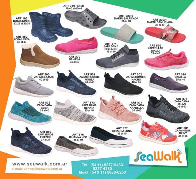 zapatillas para niños verano 2019