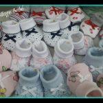 escarpines de algodon para bebes lecollage primavera verano 2019