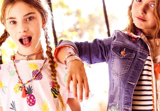 look para nenas Rapsodia kids Girls primavera verano 2019.