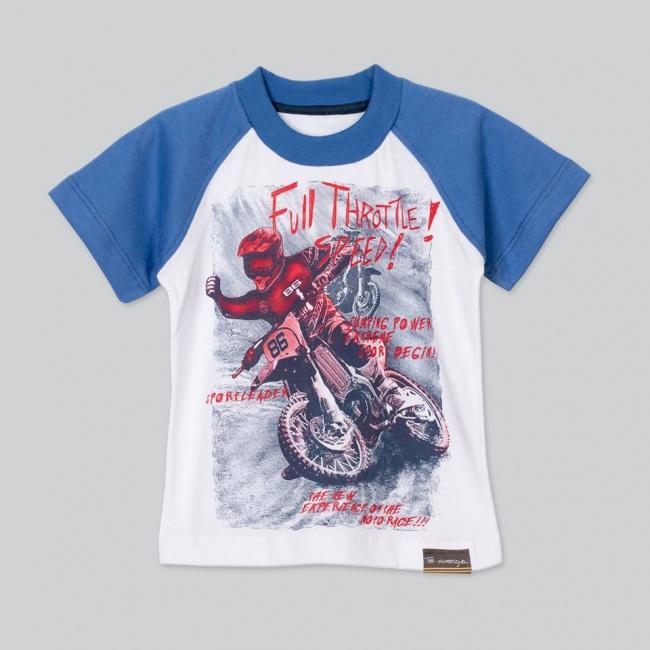 remera mangas cortas moto niño te averiguo primavera verano 2019