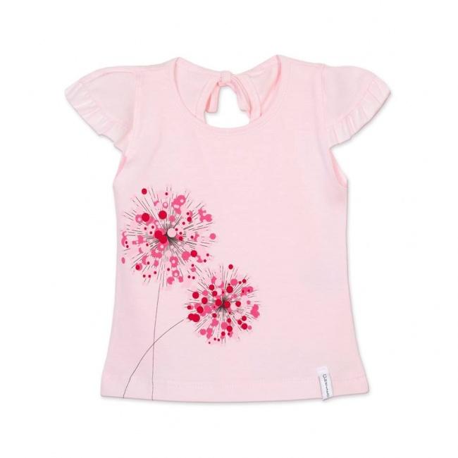 remera rosa atada atras en cuello beba beba baby cheito verano 2019