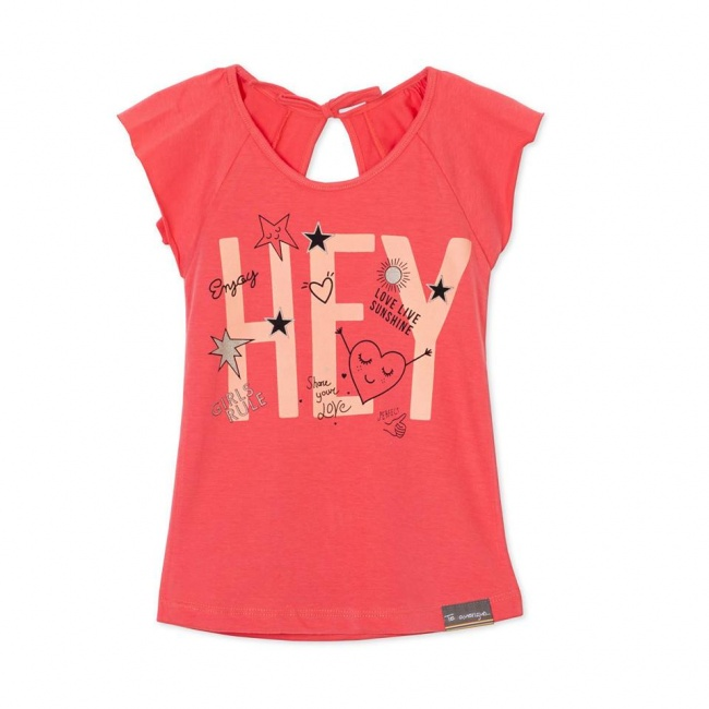 remeras rosadas niñas te avereiguo verano 20119