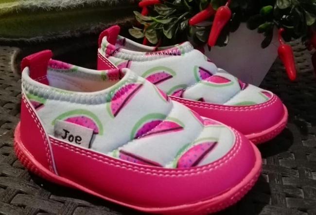 zapatillas norpeno niña sandia joe hopi primavera verano 2019