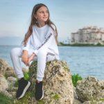 babucha y buzo de algodon rustico niña Gimos by Rockeritos verno 2019