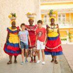 bermudas y remeras Mimo Co Junior verano 2019