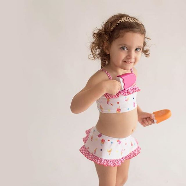 bikini pollera beba cocomiel verano 2019