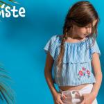 Remeras y blusas para niñas Alpiste Primavera verano 2019