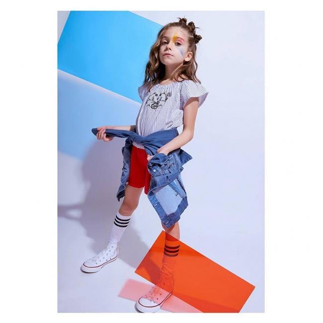 blusa para niñas Nina Pauls primavera verano 2019