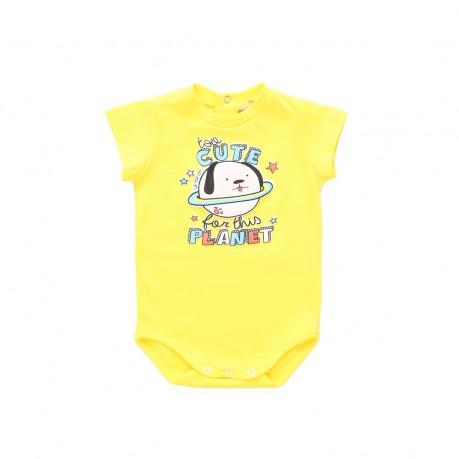 boby amarillo bebe Grisino primavera verano 2019