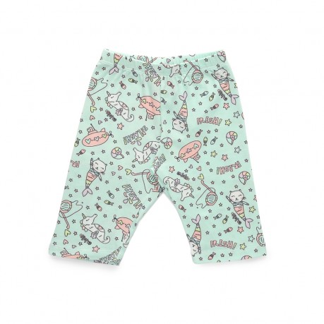 calza corta para niñas Grisino primavera verano 2019