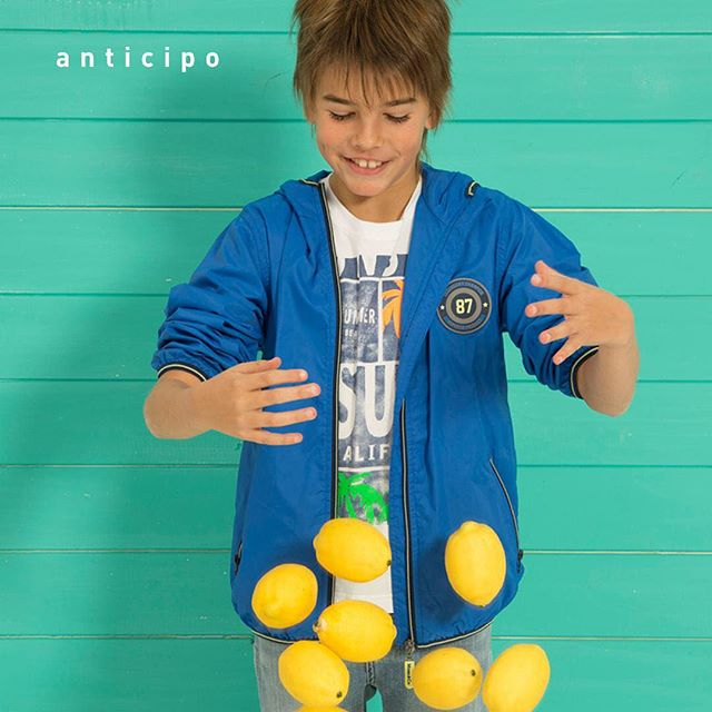 campera algodon rustico niño mimo co verano 2019
