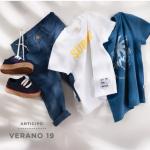 Anticipo de ropa para chicos Cheeky verano 2019