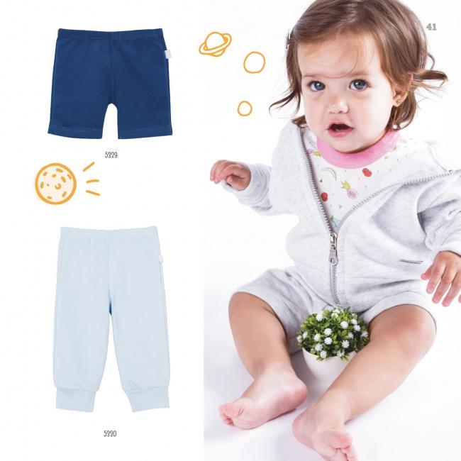 conjuntos de algodon rustico para beba Naranjo verano 2019