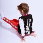 conjuntos deportivos para niños Nina Pauls verano 2019