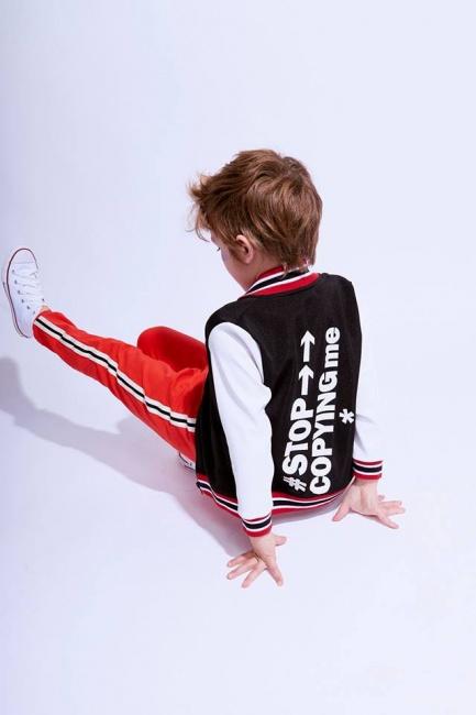 conjuntos deportivos para niños Nina & Pauls verano 2019