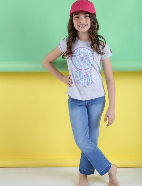 jeans para nenas Soft Red Primavera verano 2019