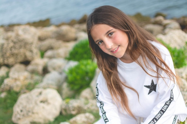 look casual para niña Gimos by Rockeritos verno 2019