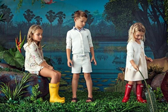 moda para chicos Paula Cahen D Anvers Niños verano 2019