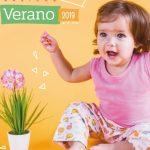 Catalogo de Naranjo Basicos para bebes primavera verano 2019
