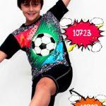 remera y bermuda para niños Dilo tu primavera verano 2019