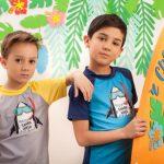 Catalogo de ropa para chicos A Croquer verano 2019