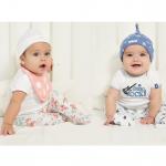 Minimimo Ropa para bebes primavera verano 2019