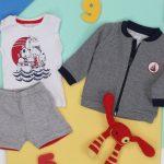 ropa para bebes Soft Red Primavera verano 2019